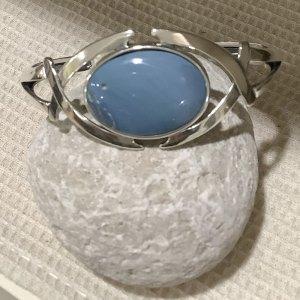 criss cross leland blue cuff bracelet