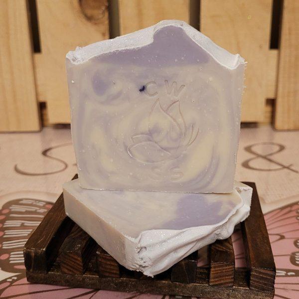 Goats Milk Soap Lilac Fields