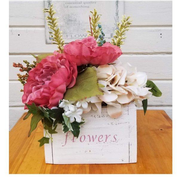 Flowers Box Flower Arrangement