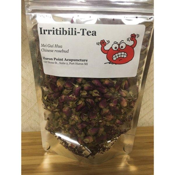 Irritabili-Tea Chinese Rosebud Mei gui hua