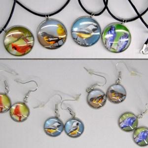 Michigan Bird Jewelry