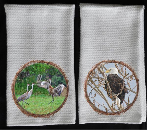 crane towel eagle towel
