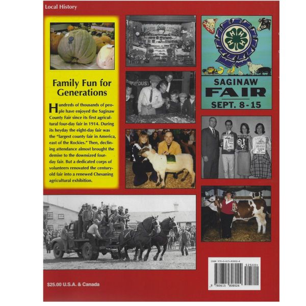 A Family Fun Affair Book Back Cover