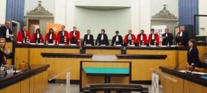 Le jury du concours d'eloquence