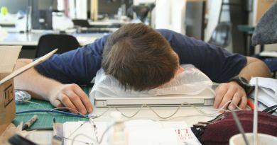 la sieste au travail
