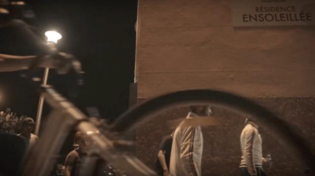 La cité ensoleillée dans le clip d'un rappeur interpelé