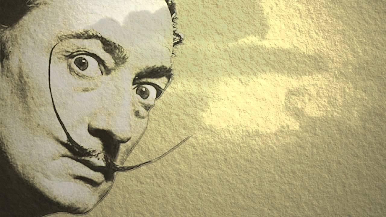 Salvador Dali né le 11 mai 1904