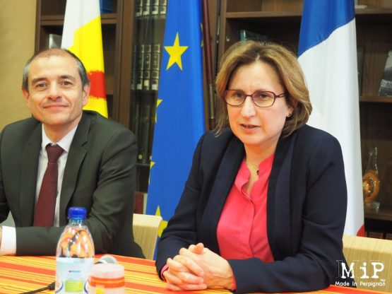 André Viola et Hermeline Malherbe