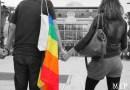 Hommage perpignanais : Contre le crime homophobe d'Orlando (USA)