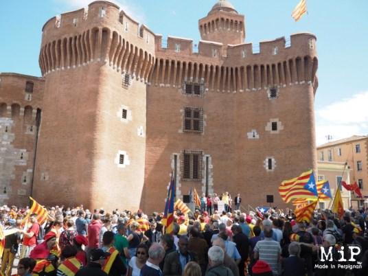 Mobilisation Castillet