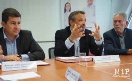 UPE-Réseau entreprendre, convention
