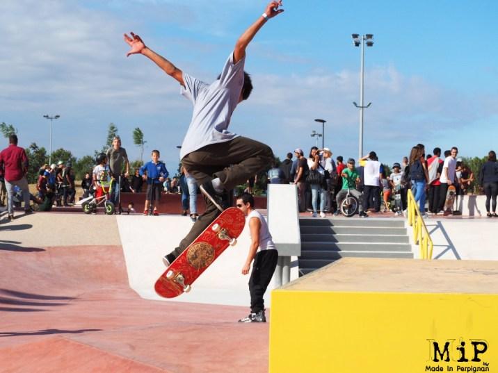 Skatepark Inauguration