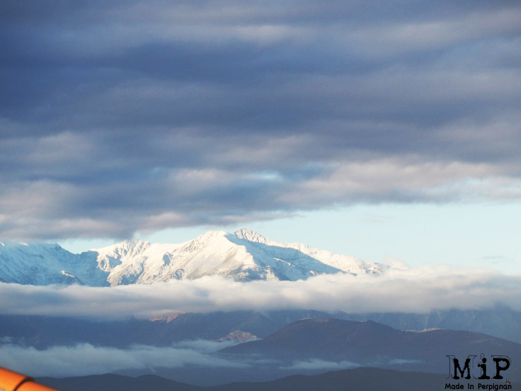 neiges du canigou