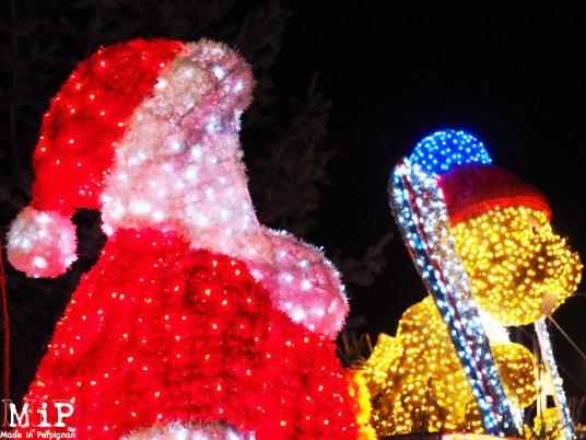 Père Noël et Ourson