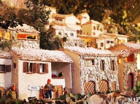 Village d'Eus reconstitué