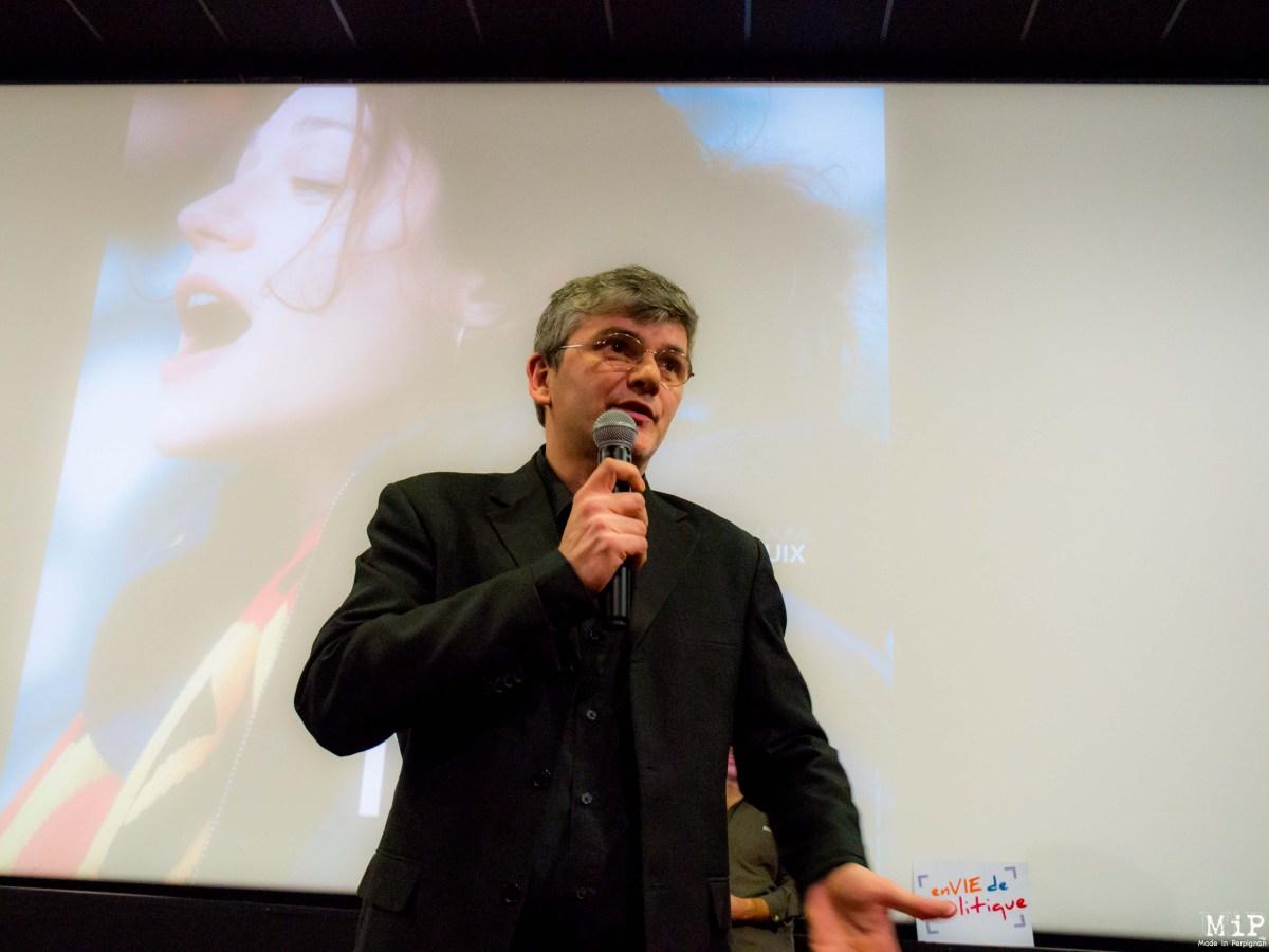 Avant premiere film Chez Nous - Nicolas Lebour - MiP