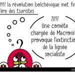 DuBulle #17 Extinction de la lignée socialiste