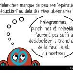 DuBulle #29 : Melenchon rate son opération séduction