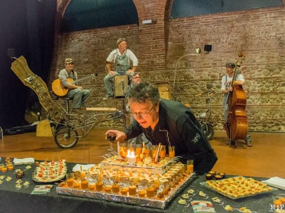 Michel Vallet souffle les bougies des 20 ans du festival Ida y Vuelta