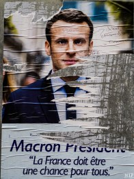 Presidentielle 2017 - Affiches degradées-4130853