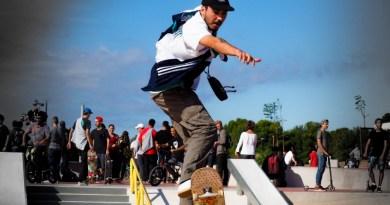 Le Skatepark de Perpignan reçoit la 4ème étape du championnat de France