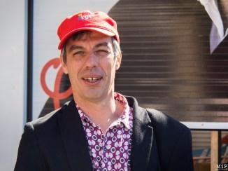 Philippe Assens candidat de La France Insoumise aux legislatives