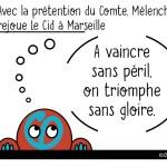 DuBulle #36 Mélechon rejoue le Cid à Marseille