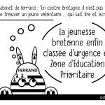 DuBulle #41 Ferrand et l'illettrisme en Bretagne