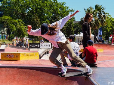 Chamionnat de France de Skateboard - Etape Perpignan - Jour 2-2