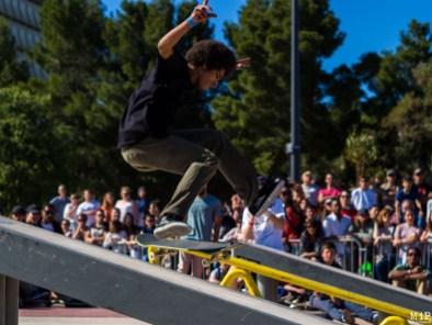 Championnat de France Skateboard - Etape Perpignan - Suite-5070622