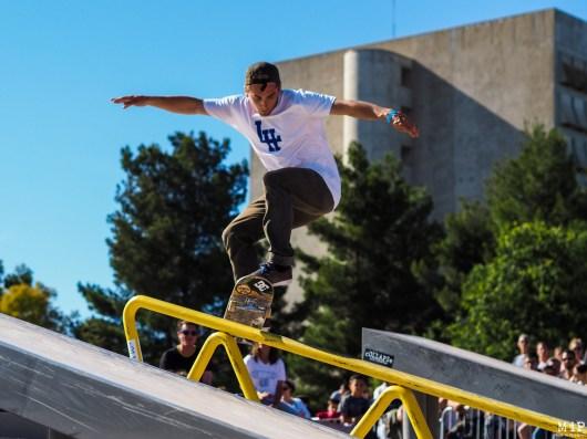Championnat de France Skateboard - Etape Perpignan - Suite-5070852