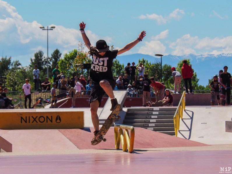 Championnat de France de Skateboard - Perpignan-5050174