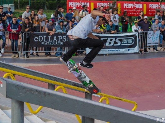 Championnat de France de Skateboard - Perpignan-5060493