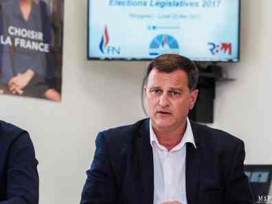 Louis Aliot - Député FN 2ème circonscription des PO