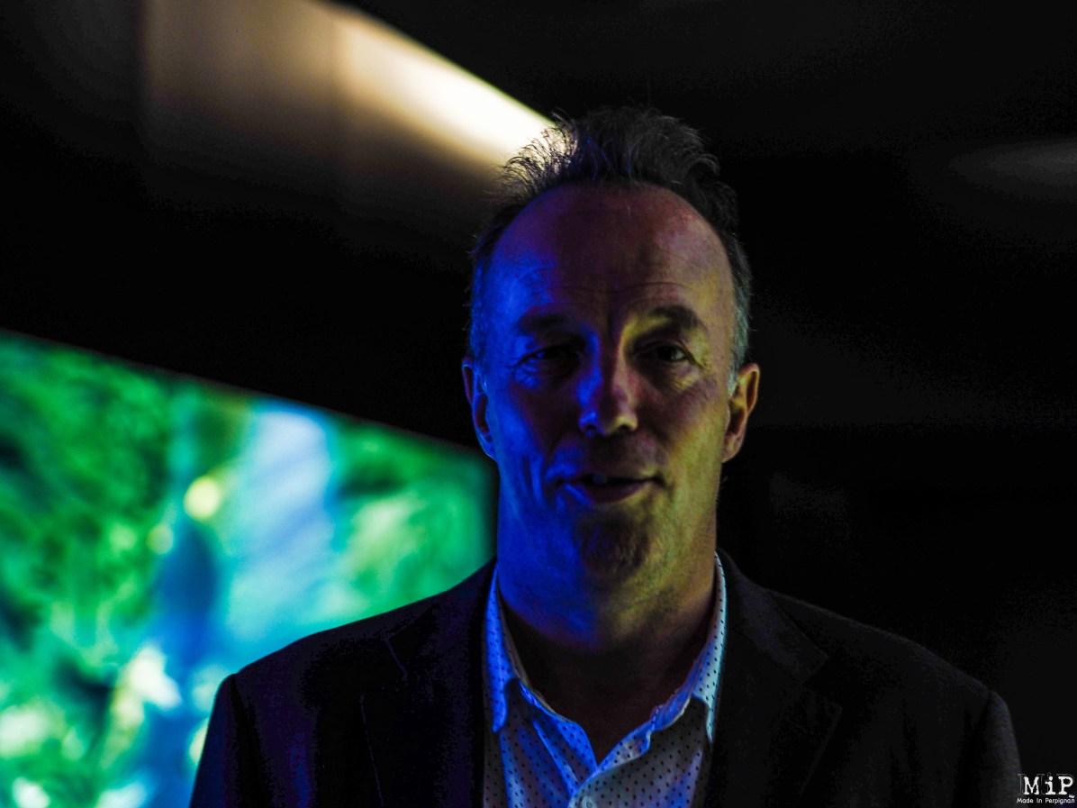 Vincent Baudet ancien Directeur du Laboratoire Arago