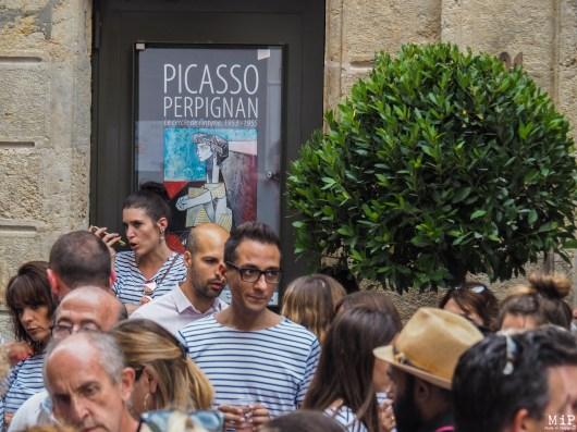 UCAP - Les Commercants de Perpignan fête l'ouverture du Musée Rigaud et Picasso-6240397