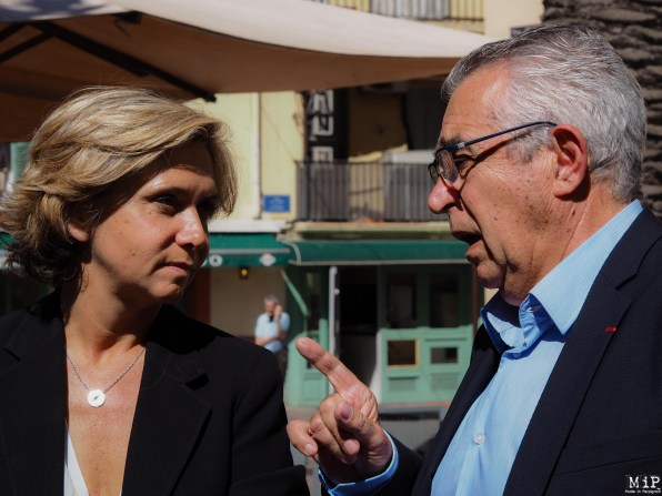 Valérie Pécresse et Jean Marc Pujol - photo d'archives