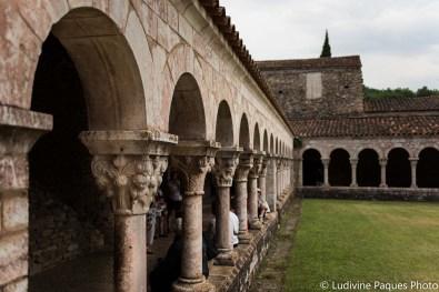 Abbaye Saint Michel de Cuxa Crédit photo Ludivine Paques