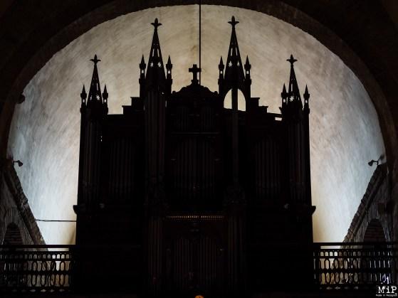 Orgue de la Cathédrale d'Elne