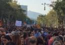 Barcelone défie le terrorisme – 500.000 personnes sur le Paseo de Gracia