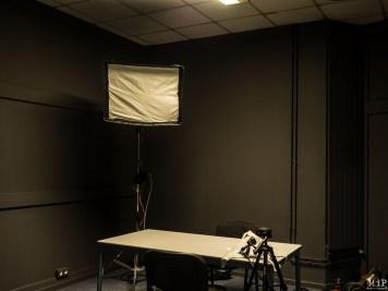 Salle d'interrogatoire