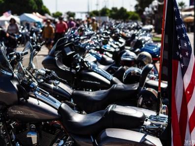 Concentration Harley Davidson à Saint Cyprien dans les Pyrénées Orientales-9160087
