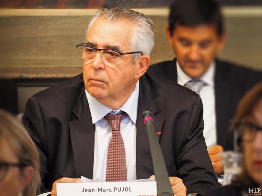 Conseil Municipal Perpignan Sitja Cour des Comptes