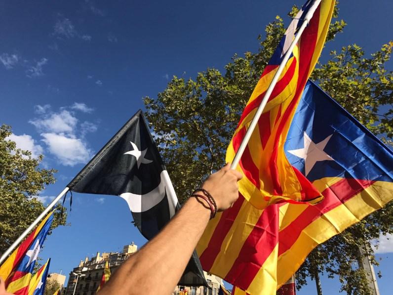 Diada 2017 - Barcelone 2