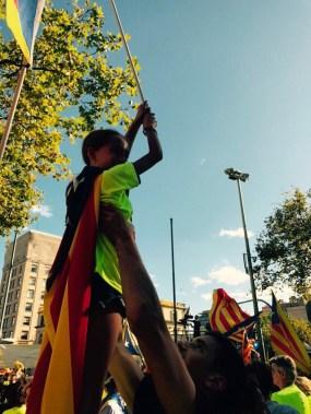 Diada 2017 - Barcelone 4