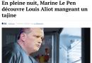 Louis Aliot «préfère le couscous» – Réponse en humour de l'élu à la satyre du Gorafi