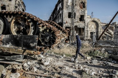 Photoreportage en Syrie - Crédit François Thomas 1
