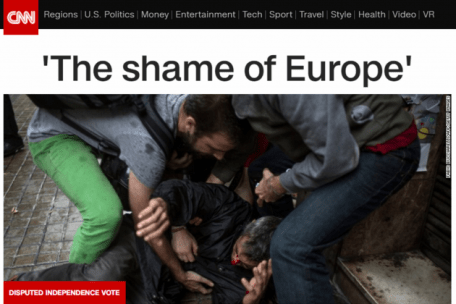 CNN The shame of Europe