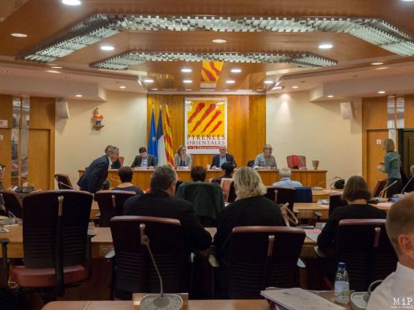 Assemblée du Conseil Départemental