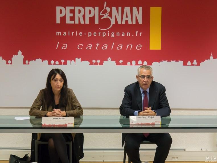 Chantal Bruzi et Jean Marc Pujol